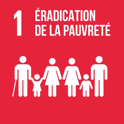 SDG 1 éradiquer la pauvreté