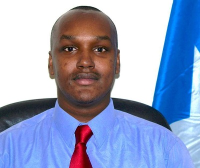 Bashir, du village SOS de Mogadiscio en Somalie