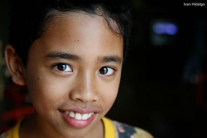Rio, accueilli dans un village SOS en Indonésie
