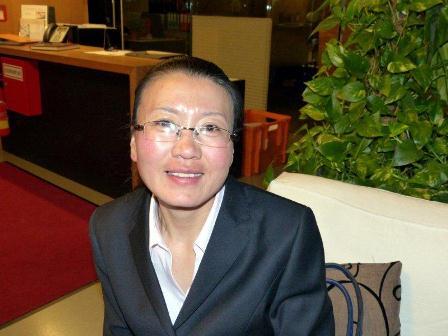 Li Hua, ancienne d'un village SOS en Chine