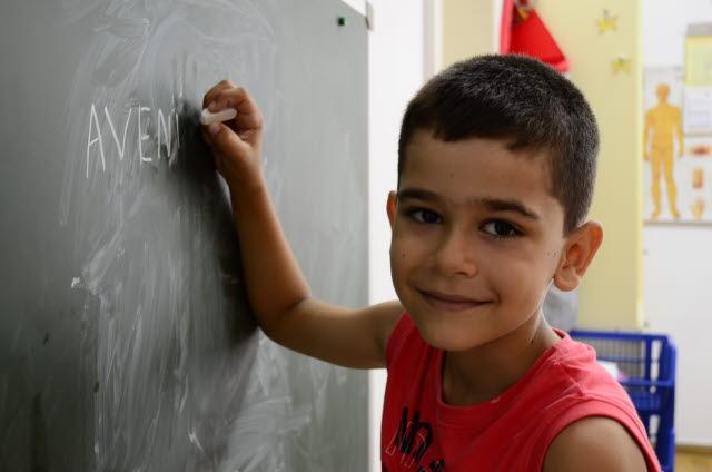 SOS Villages d'Enfants et la réussite scolaire