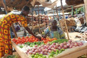 Honorine Burkina Faso - Bénéficiaire du Projet RECORDE