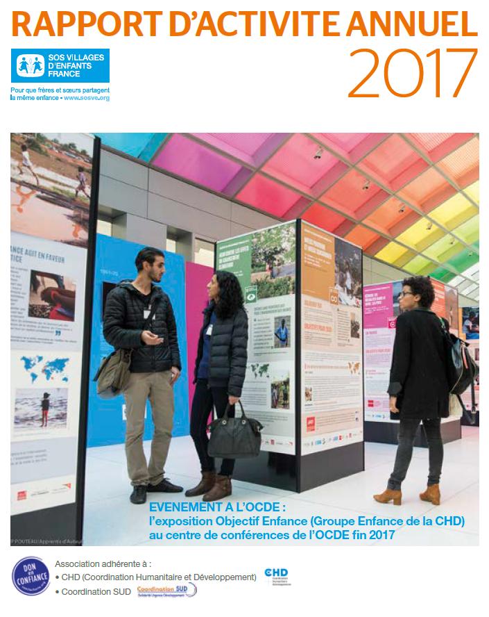 Rapport d'activité annuel 2017 de SOS Villages d'Enfants ...