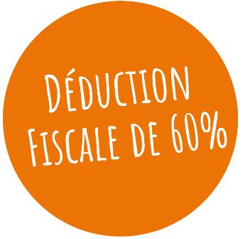 Déduction Fiscale de 60% 3