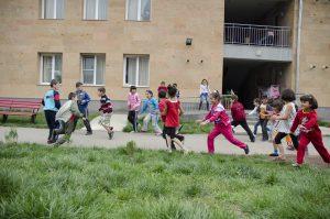 village d'enfants sos Kotayk